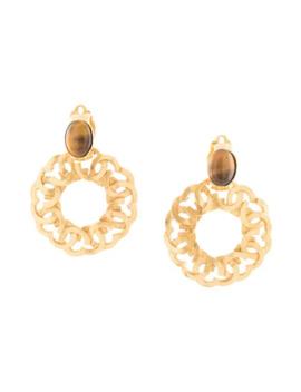 Hoop Earrings by Chanel Pre Owned