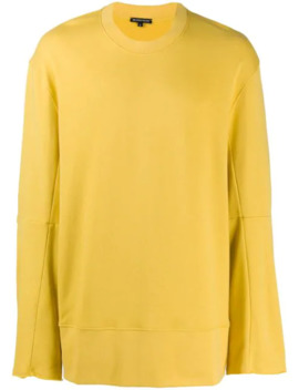 Boxy Fit Sweatshirt by Ann Demeulemeester