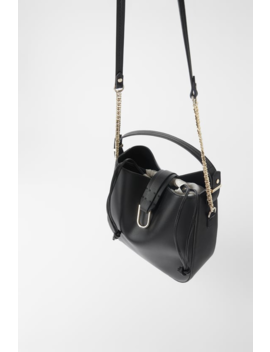 Mid Sized Bucket Bag View All Bags Woman by Zara