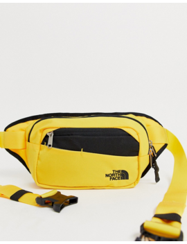 The North Face Bozer Fanny Pack Ii In Yellow by The North Face