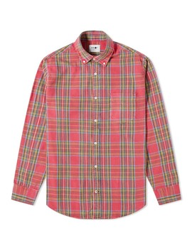 Nn07 Woody Check Shirt by Nn07