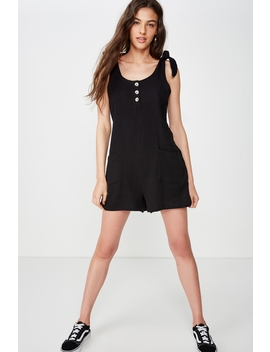 Sloane Playsuit by Cotton On