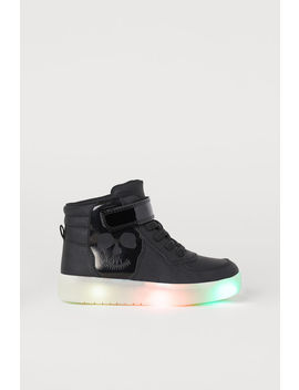 Hi Tops With Lights by H&M