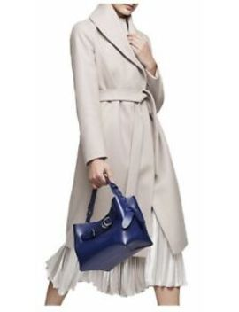 Reiss Deena Wrap Collar Coat Sold Out Rrp £335 by Ebay Seller