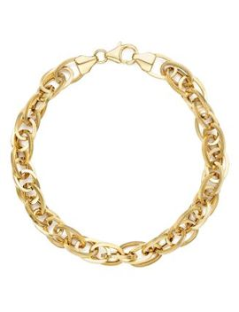 14 K Yellow Gold Oval Link Chain Bracelet   100% Exclusive by Bloomingdale's