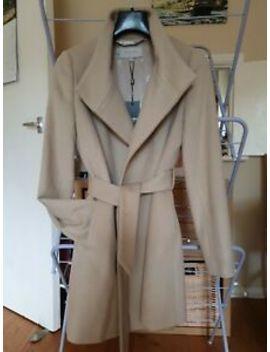 New Stunning Hobbs Coat Size 8 by Ebay Seller