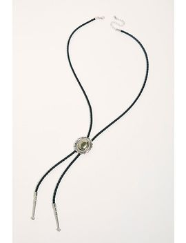 Love Struck Bolo Necklace by Free People