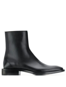 Square Toe Boots by Balenciaga