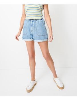 Relaxed Denim Shorts by Sportsgirl