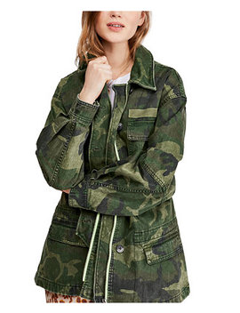 Seize The Day Military Jacket by General