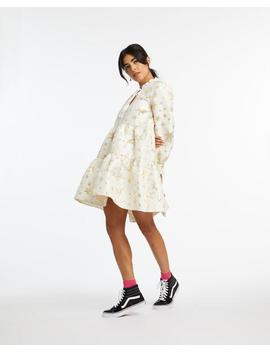 Up Above Tiered Mini Dress by Ban.Do
