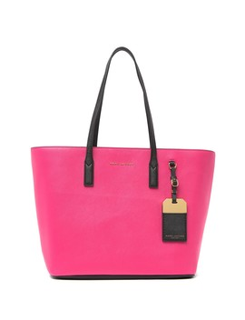 Sidekick Colorblock Leather Tote Bag by Marc Jacobs