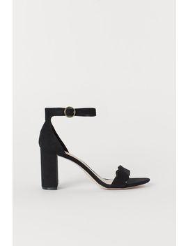 Sandaler Med Blokkhæl by H&M
