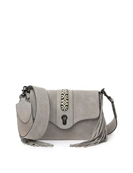 Joni Small Leather Shoulder Bag by Rebecca Minkoff