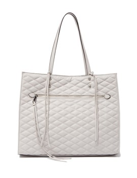 Quilted Jodie North South Tote by Rebecca Minkoff