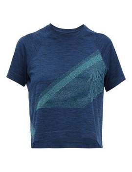 Comet Cropped Seamless Jersey T Shirt by Lndr