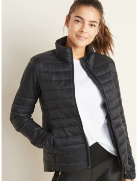 Packable Quilted Jacket For Women by Old Navy