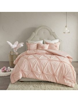 Home Essence Lucita 4 Piece Comforter Bedding Set by Home Essence