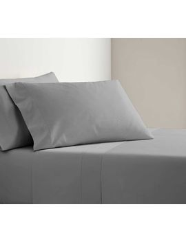 700 Thread Count Sheet Set, Queen, White by Pottery Barn