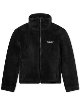 Ambush Wool Fleece Sherpa Jacket by Ambush