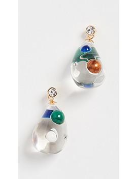 Gemz Earrings by Shashi