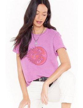 Sun's Out Graphic Tee by Nasty Gal