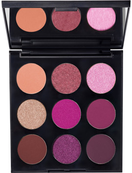 Jewel Tone 9 J Just A Crush Artistry Palette by Morphe