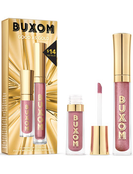 Good As Gold Plumping Lip Gloss Duo by Buxom