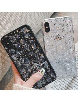 Pixel Dream   Glittered Phone Case   I Phone 6 / I Phone 6s / I Phone 6 Plus / I Phone 6s Plus / I Phone 7 / I Phone 7 Plus / I Phone 8 / I Phone 8 Plus / I Phone X / I Phone Xs / I Phone Xs Max / I Phone Xr by Pixel Dream