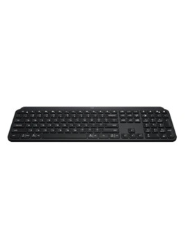 Logitech Mx Keys Advanced Wireless Illuminated Keyboard   Keyboard   Backlit   Bluetooth, 2.4 G Hz by Logitech