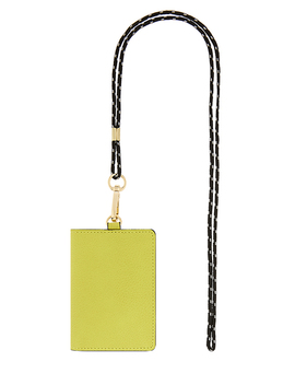 Zoe Neon Lanyard Card Holder by Accessorize
