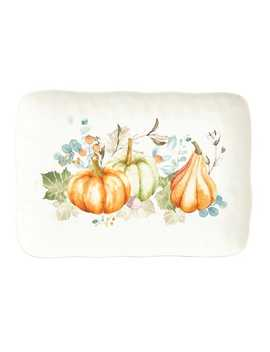 Watercolor Pumpkin Platter by Pier1 Imports