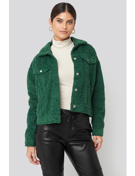 Pixley Jacket Green by Dr Denim