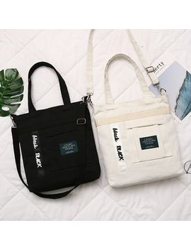 Behere   Canvas Tote Bag by Behere