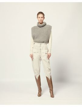 Pantalon Lecia by Isabel Marant