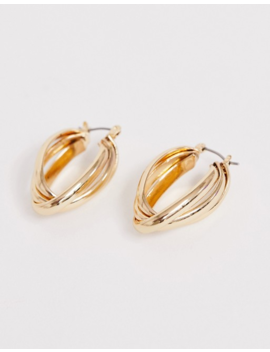 Whistles Oval Multi Hoops by Whistles