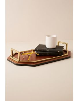 Charles Decorative Tray by Anthropologie