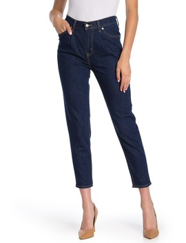 Pleated Mom Jeans by Levi's