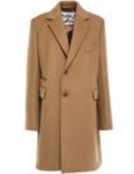 Wool Blend Felt Coat by Acne Studios