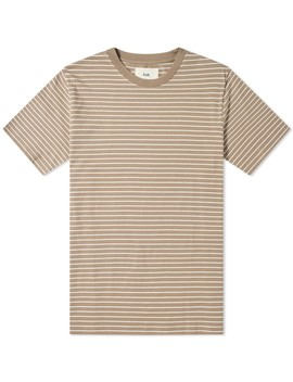 Folk Pencil Stripe Tee by Folk