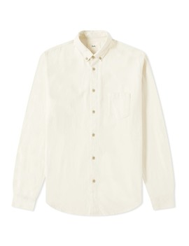 Folk Relaxed Fit Button Down Shirt by Folk