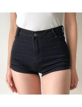 Sinora   Denim Hot Pants by Sinora