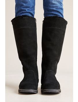Emu Shearling Lined Tall Boots by Emu Australia