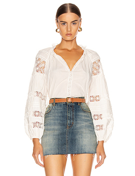 Gemma Top by Ulla Johnson