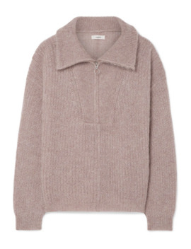 Cyclan Oversized Mohair Blend Sweater by Isabel Marant Étoile