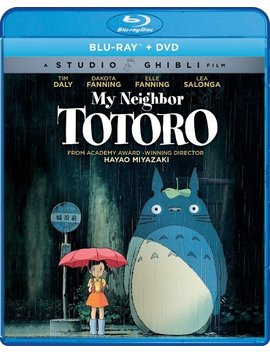 Ay/Dvd] [2 Discs] [1988] by My Neighbor Totoro [Bl