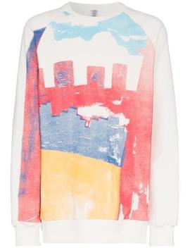 Block Print Sweatshirt by Bethany Williams