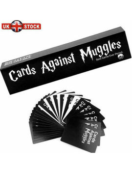 New Sealed Cards Against Muggles 1440 Cards Harry Potter Limited Edition Game Uk by Ebay Seller