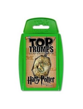 P4031 Winning Moves   Harry Potter And The Deathly Hallows Part 1 Top Trumps Car by Top Trumps