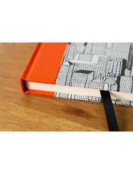A5 Sketchbook    Handmade Journal by Etsy